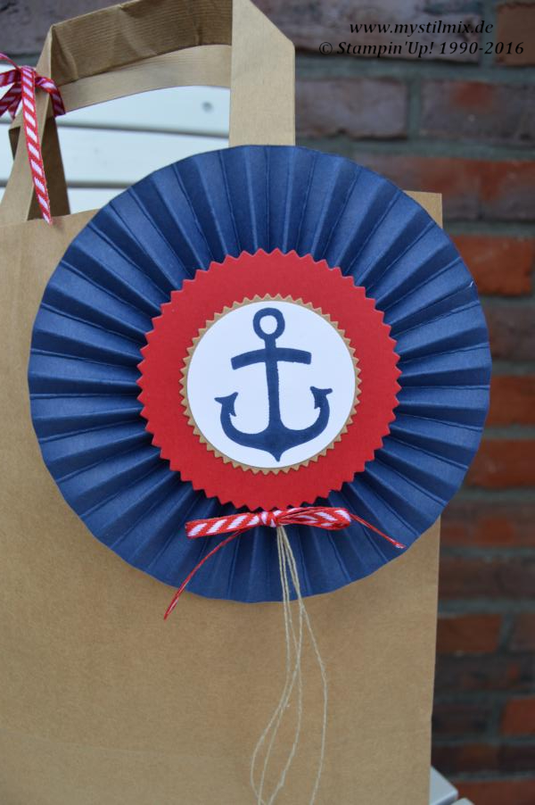 Stampin up-Maritime Rosette-Stempel Seaside Shore-MyStilmix1