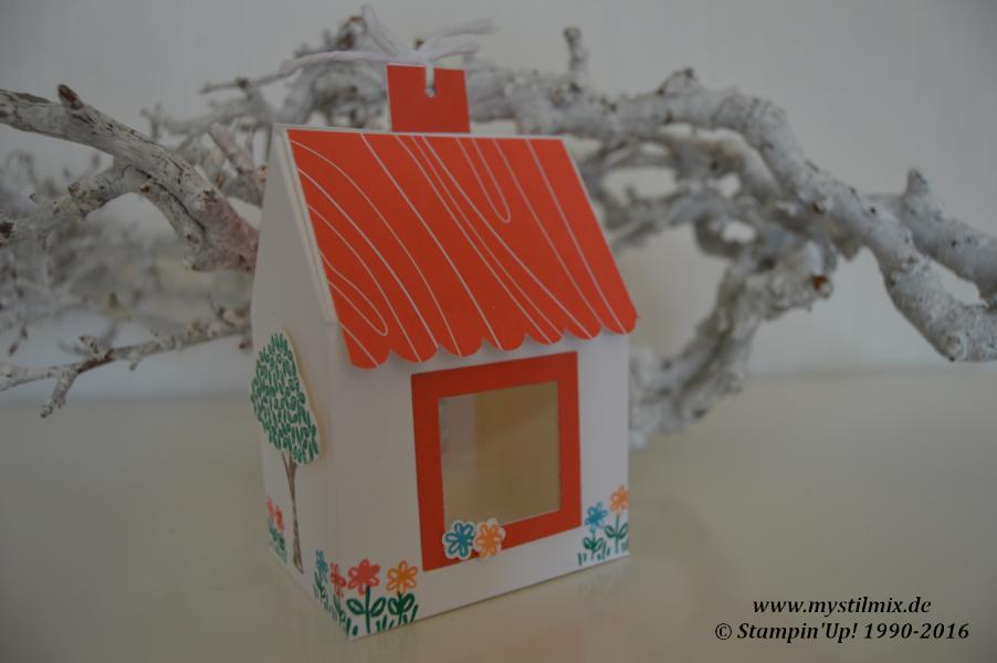 Stampin up-Kleine Häuser- MyStilmix1
