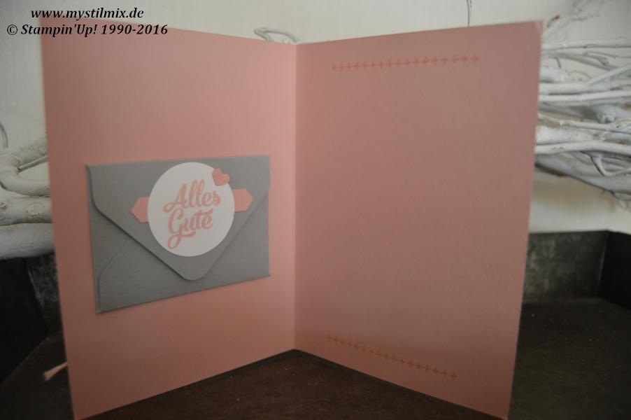 Stampin up-Hochzeitskarte mit Geldumschlag-Stempel Summer Sorbet-MyStilmix2