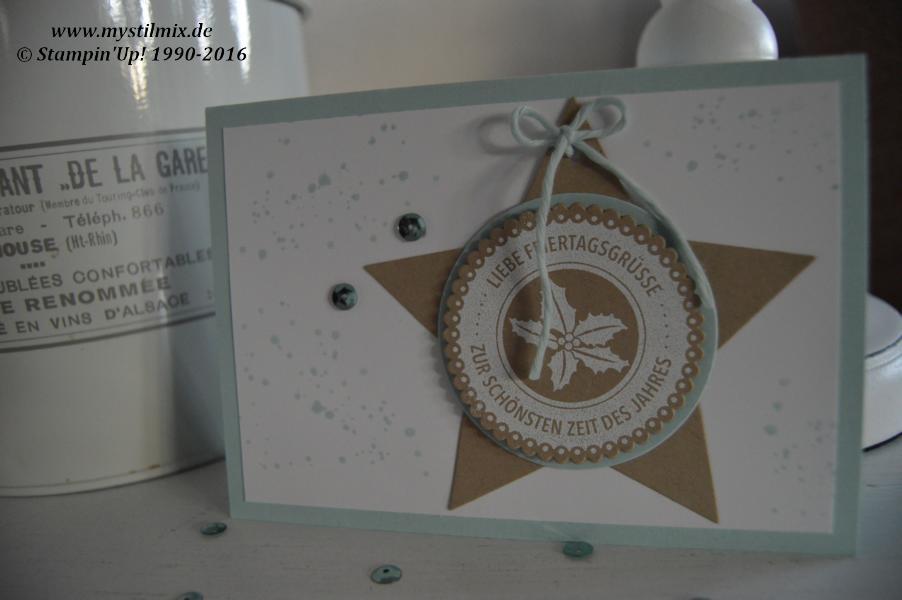 stampin-up-weihnachtskarte embosst-froehlich-aufgelegt-mystilmix
