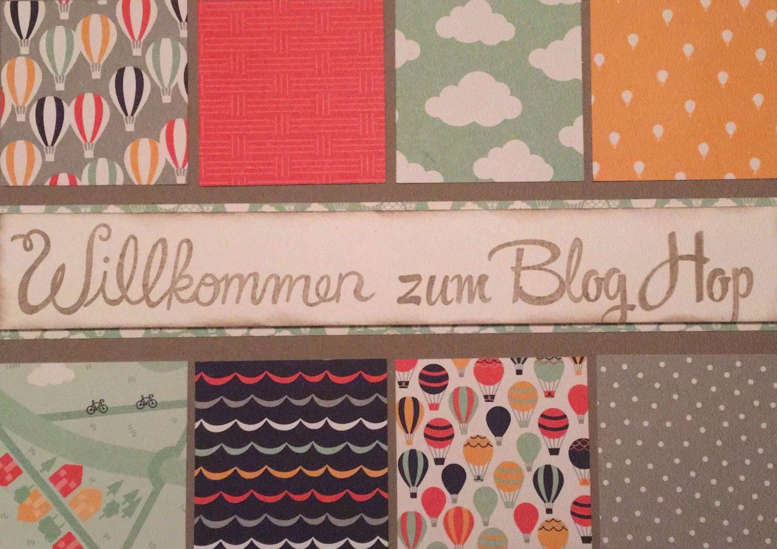 Willkommen zum Bloghop