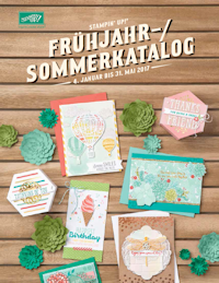 Der Frühjahr-/ Sommerkatalog 2017
