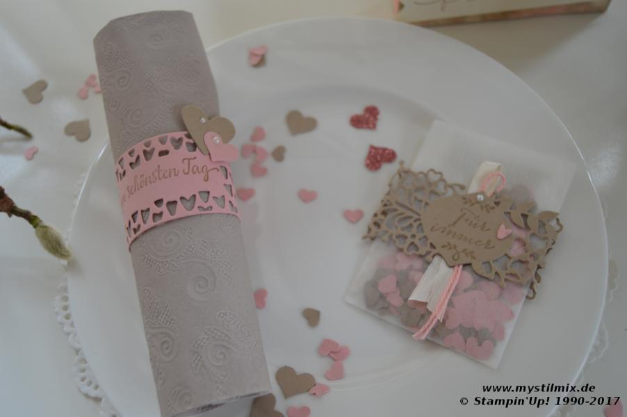 Stampin up-Hochzeit-Stempelset Für immer-Thinlits Liebe zum Detail-MyStilmix4