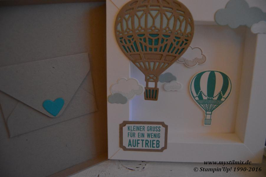 Stampin up-Shadowbox-Thinlits In den Wolken-Stempelset Abgehoben-MyStilmix3