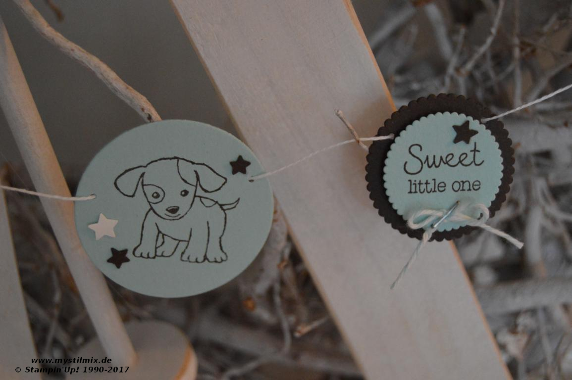 Stampin up-Baby-Verpackung-Girlande-Little Cuties-MyStilmix3