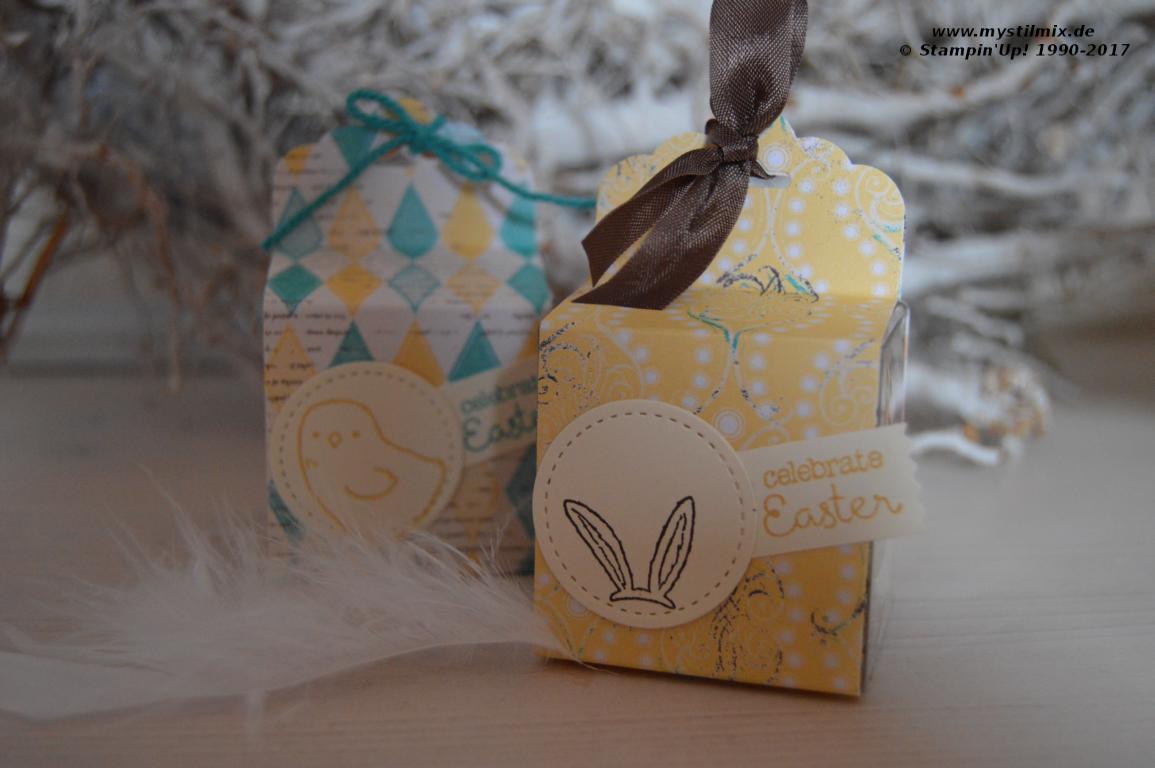 Stampin up-Geschenkschachtel-Stempelset Little Cuties-MyStilmix1