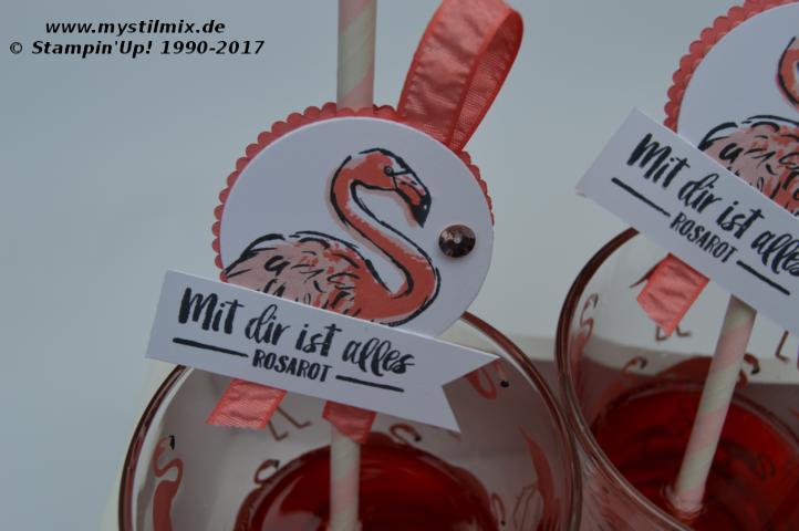 Stampin up - Flamingo-Fantasie - MyStilmix2