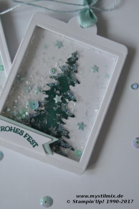 Stampin up - Weihnachtsprojekt4 - Wie ein Weihnachtslied - MyStilmix2