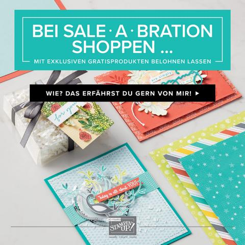 Stampin up - Sale-A-Bration 2018 - MyStilmix1