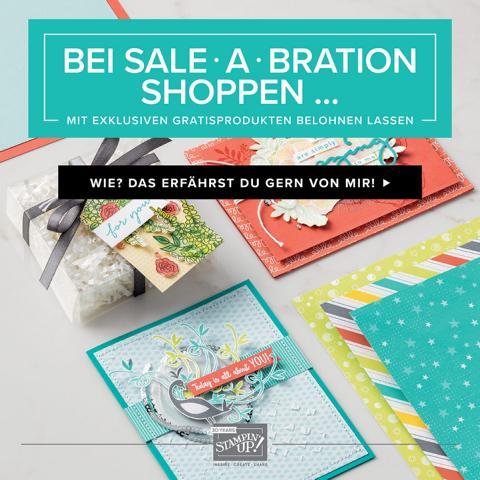 Stampin up - Sale-A-Bration 2018 - MyStilmix1