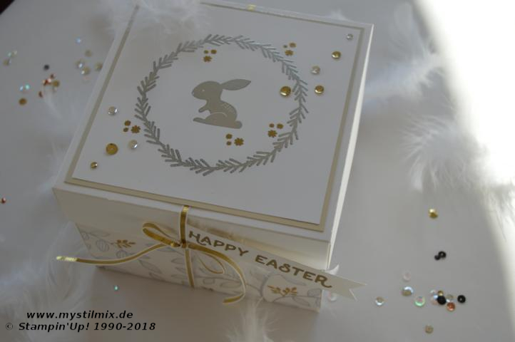 Stampin up - Osterbox - Stempelset Hello Easter - MyStilmix1