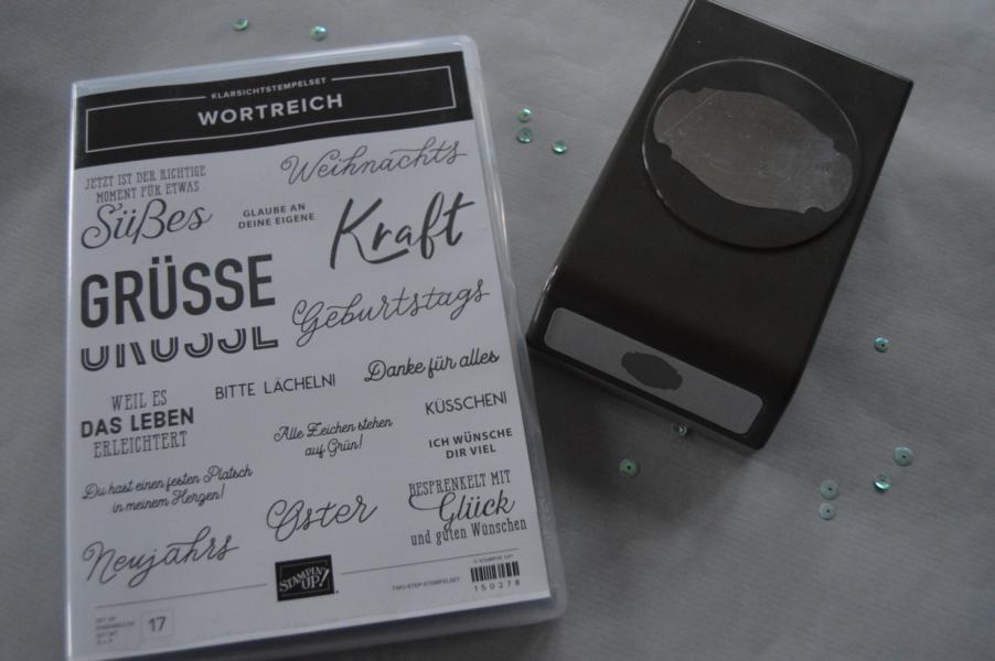 Stampin up - Wortreich - Wunschetikett - MyStilmix