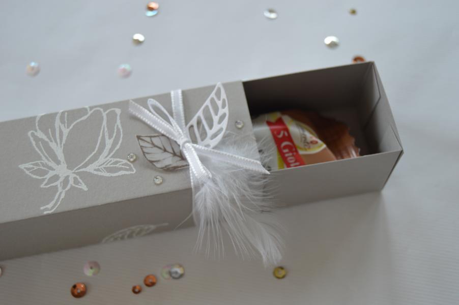 Schokoladenverpackung - Magnoliengruß - MyStilmix2